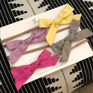 The Splendid Bow hand tied bows 🎀